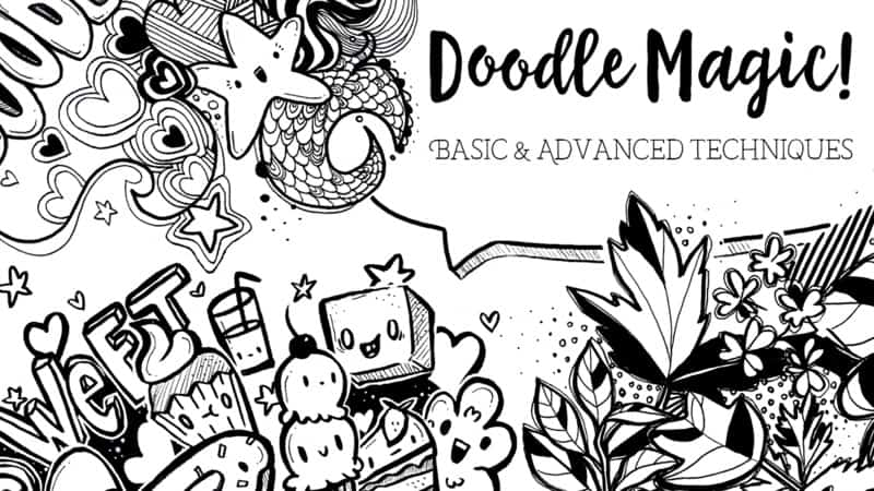 Doodle Magic | Basic & Advanced Techniques