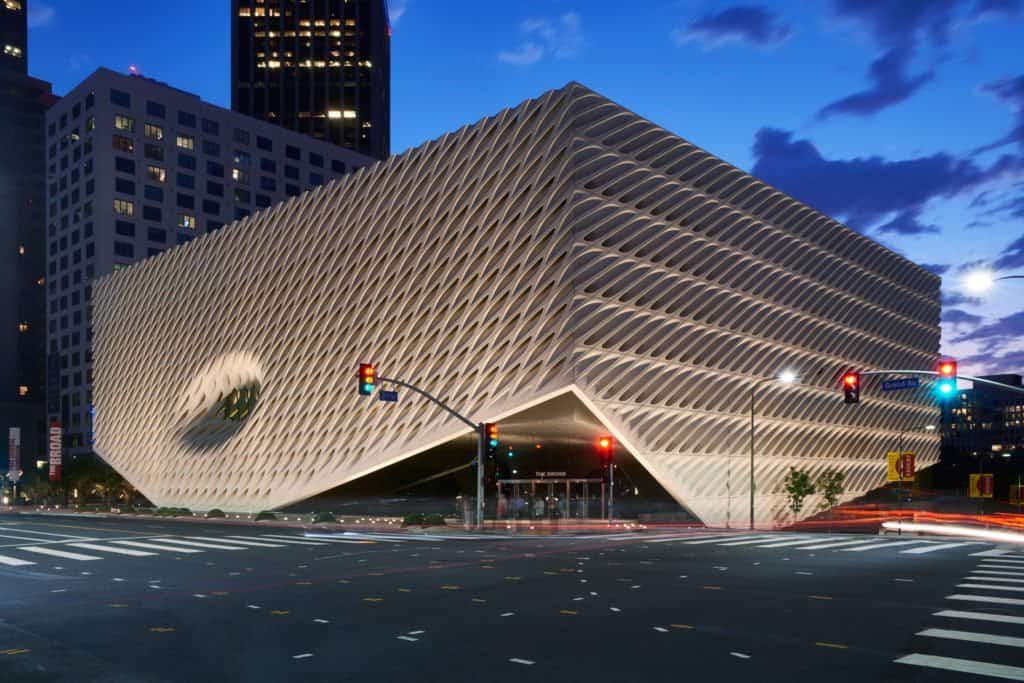 the broad on Google Cultural Institute