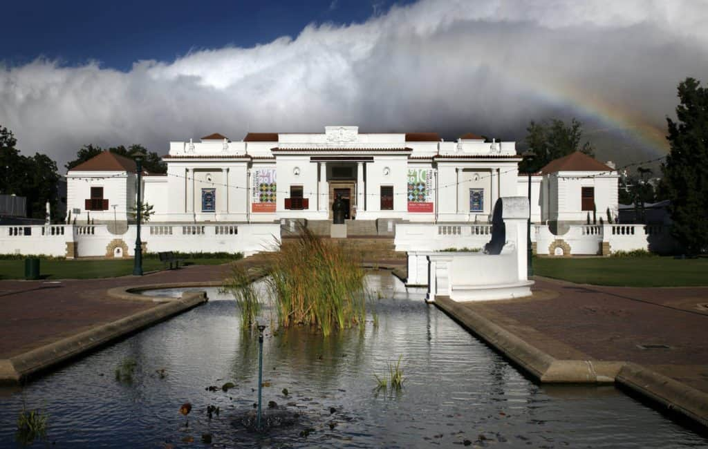 south african national gallery on Google Cultural Institute