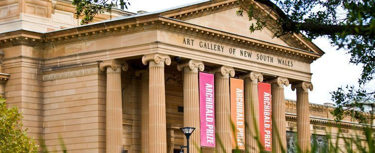 art gallery nsw on Google Cultural Institute