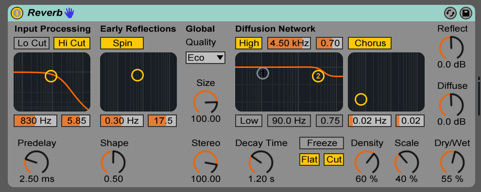 7 Ableton Live Audio Effects to Explore in the Studio – Kadenze Blog